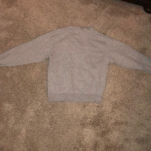 Authentic Dallas Cowboys sweatshirt Shirts & Tops - Gray Cowboys sweatshirt